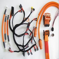 Wire harness assembly for industrial control